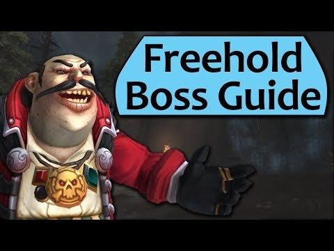 Freehold Dungeon Guide - Heroic and Mythic Freehold Boss