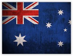 Australia's flag is more than meets the eye: the smaller stars represent the Southern Cross, a prominent constellation in Australia, while the points on the large star represent each of Australia's original states.