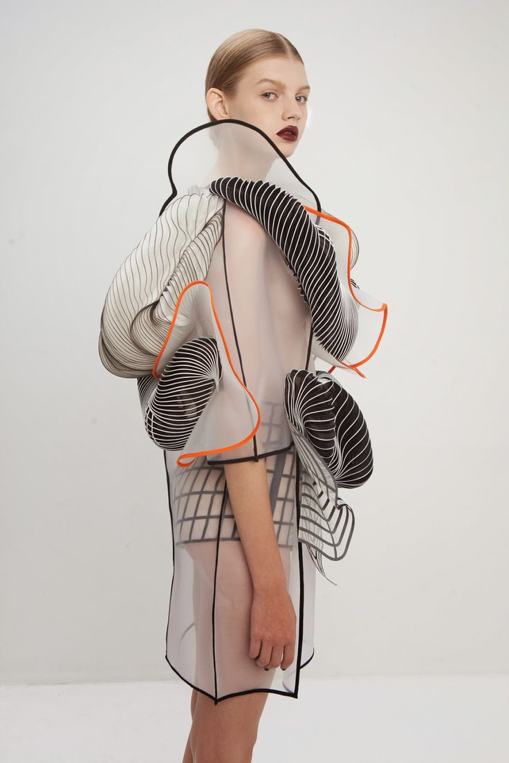 what-Percevalties-thinks: Noa Raviv 3D Graduate Collection