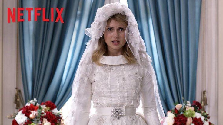 Um Príncipe de Natal: O Casamento Real | Novo filme da netflix, Princesas e Trailer oficial