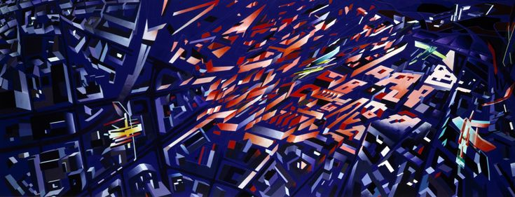 Gallery of The Creative Process of Zaha Hadid, As Revealed Through Her Paintings - 17