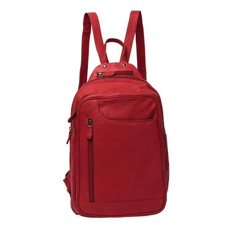 Gabee Emma Large Leather Backpack - $200.00 #backpack #leatherbackpack