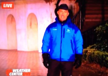 Guy Tries to Attack Jim Cantore During Live Shot, Gets Kicked in the Groin (VIDEO)...