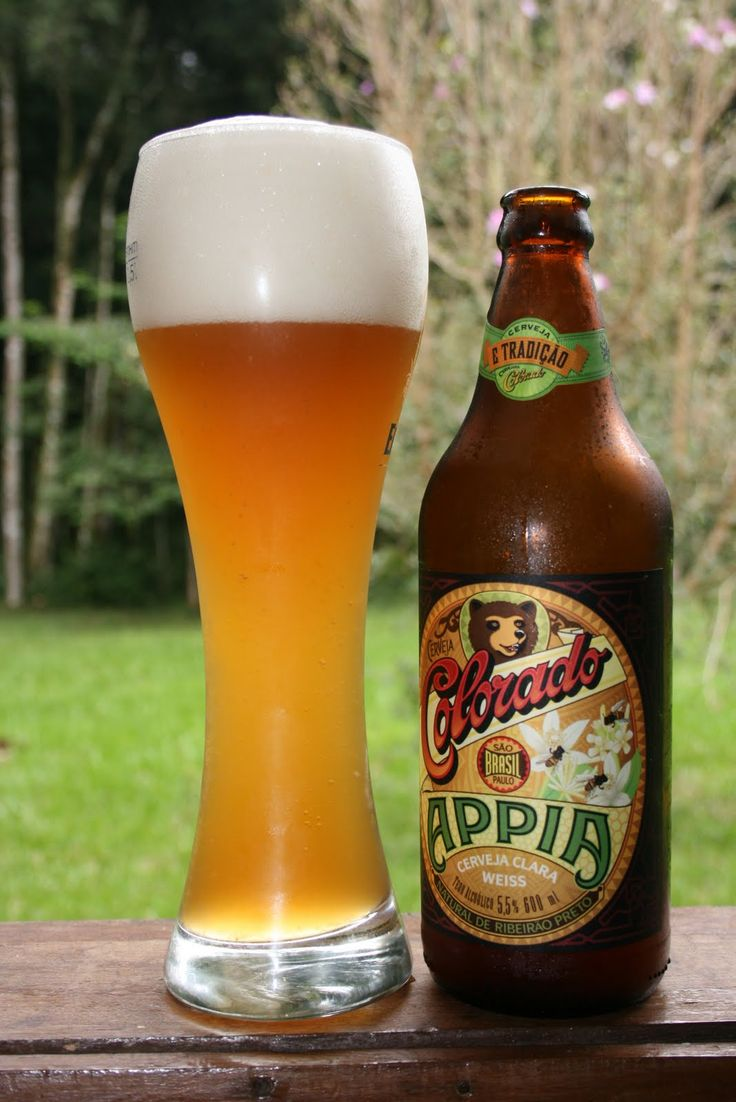 Colorado Appia: Weiss Beer - Honey Flavored