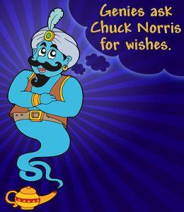 100 Ultimate Chuck Norris Jokes