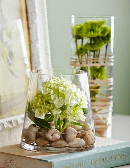 Decor | Flores pela casa