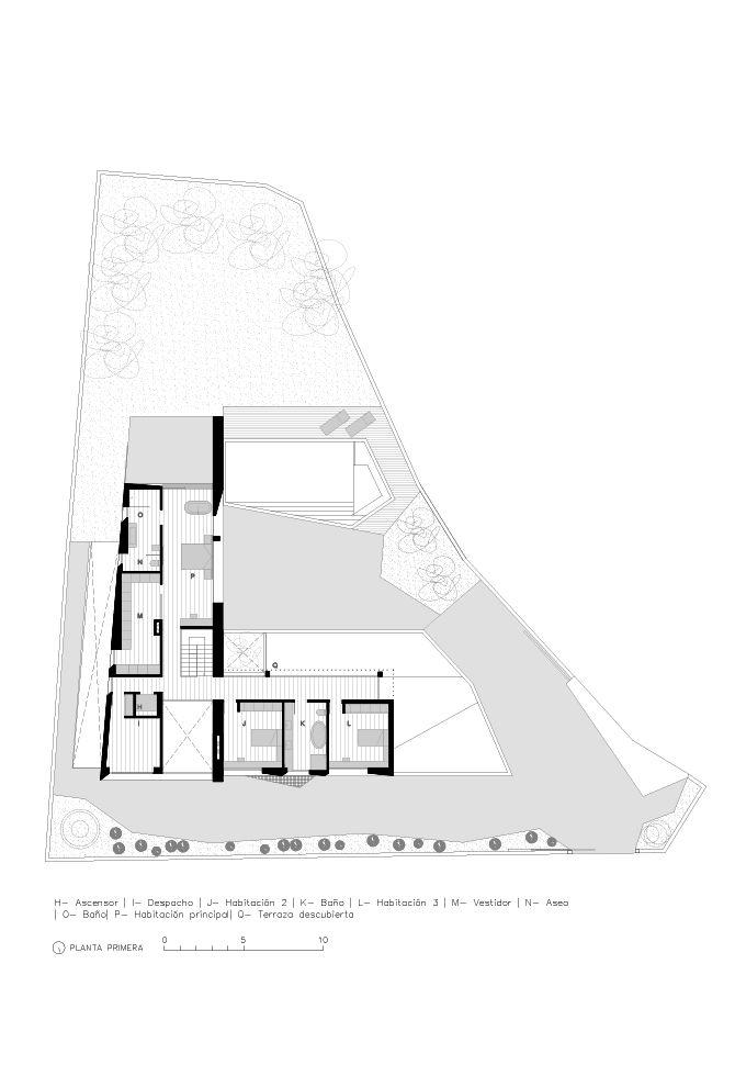 Cumbres chiralt Arquitectos Valencia
