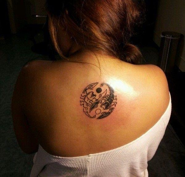 tatuagem-escorpioes-ying-yang