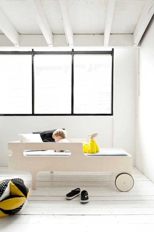 10 Creative Children's Beds