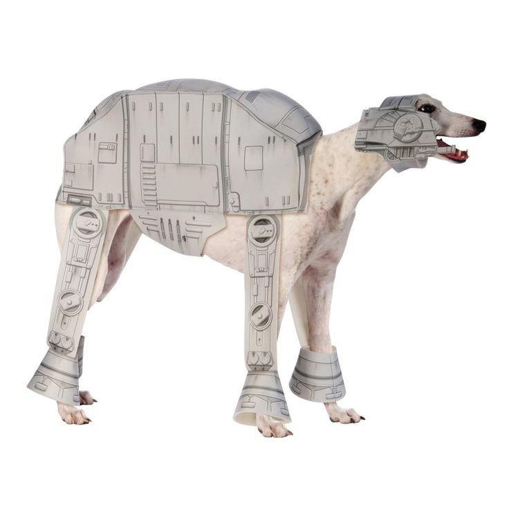 Official AT-AT dog costume turns Fido into furry war machine via @CNET
