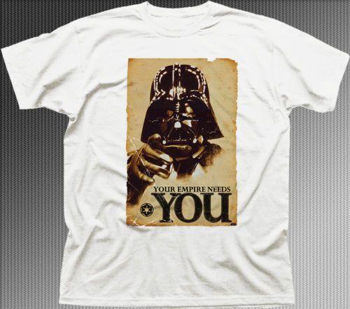 EMPIRE-NEEDS-YOU-Star-Wars-Darth-Vader-Jedi-Yoda-printed-cotton-t-shirt-9928
