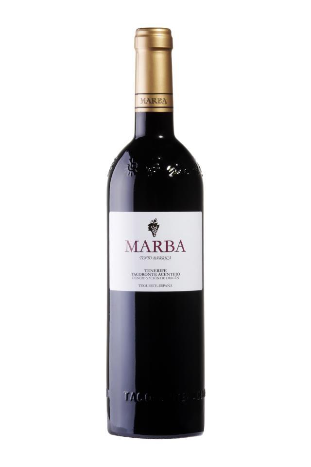 Marba Tinto Barrica (D.O. Tacoronte-Acentejo) #VinosdeTenerife