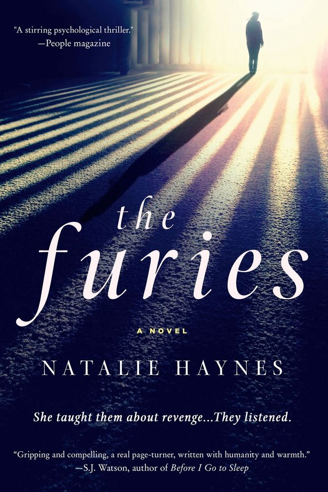 6 Heart Review: The Furies by Natalie Haynes