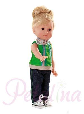 Petalina - Dolls > Gotz Just Like Me Paula Stylish Doll