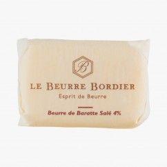 Beurre de baratte salé 4% - Le Beurre Bordier