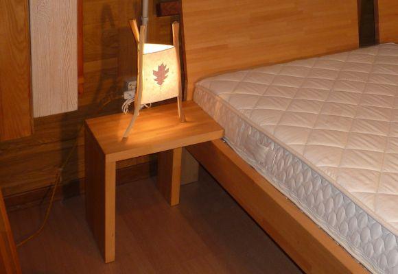 Comodini pensili - Arredamento Ecologico Italiano Artigianale in legno massello #handmade #furnishing #biologic #ecologic #wood #wooden #natural