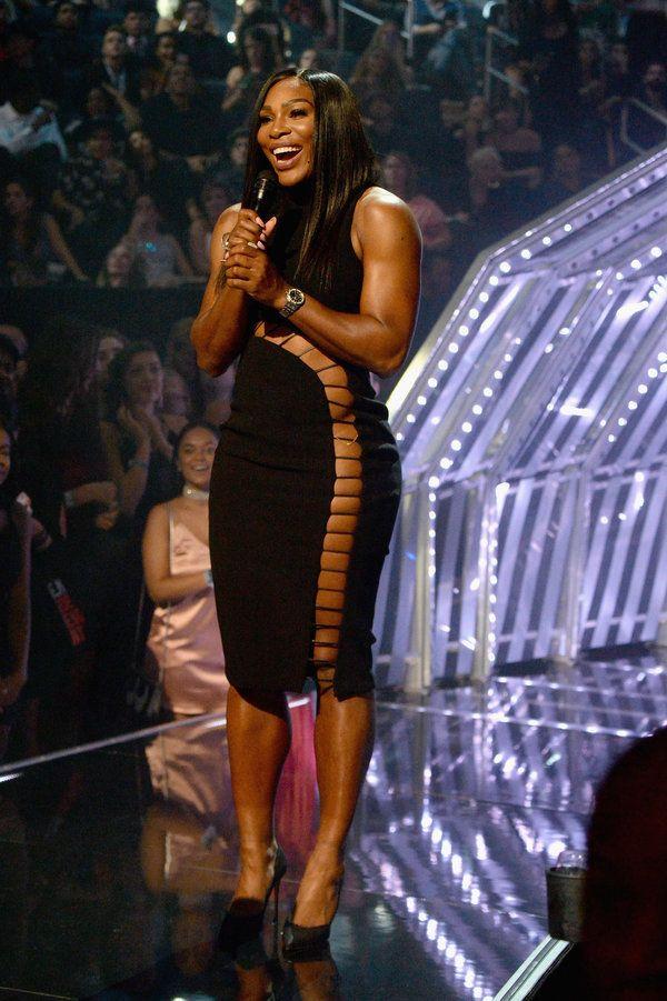 The Wildest, Sheerest, Best Looks From The MTV VMAs Red Carpet