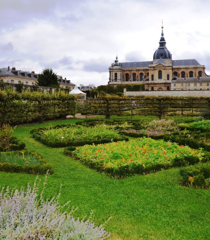 French Kitchen Garden: 16 Best The French Royal Kitchen Garden Images On