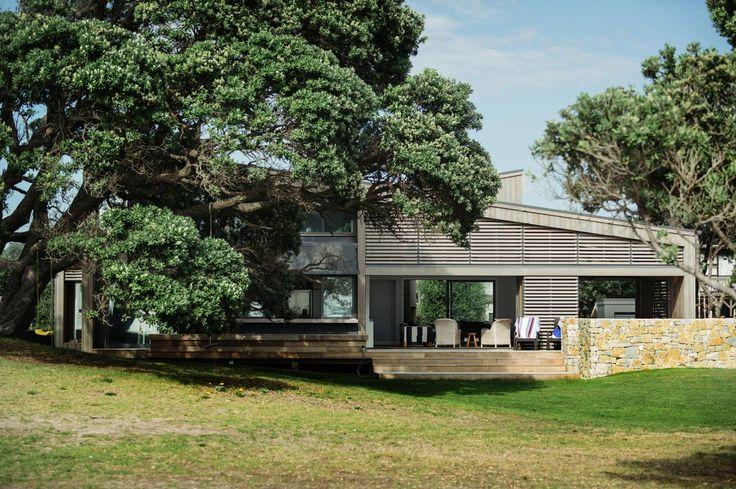Pauanui - Sumich Chaplin Architects