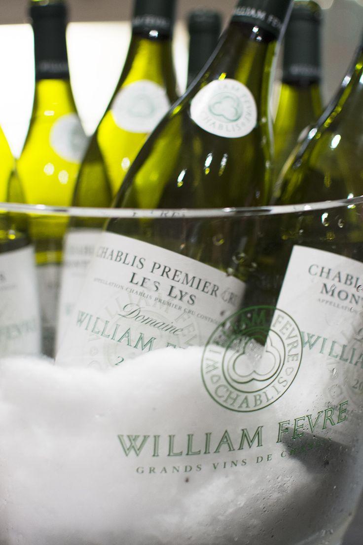 Slik velger du riktig vin til skalldyr!