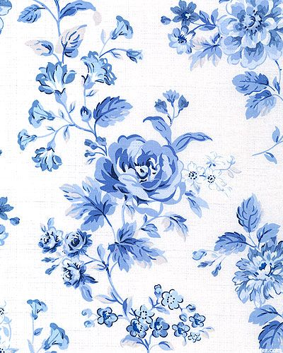 Chambray Rose Treasures collection by Shabby Chic for P Textiles via eQuilter.com