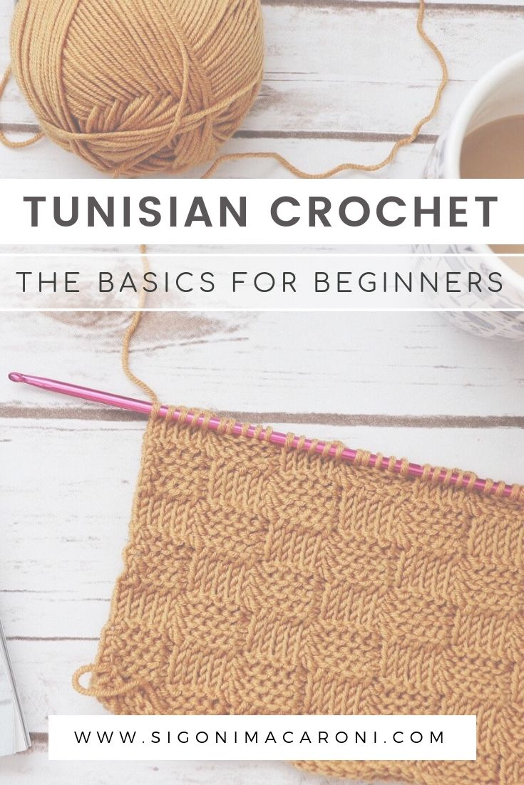 Need a roundup of Tunisian Crochet basics for beginners? Everything ...