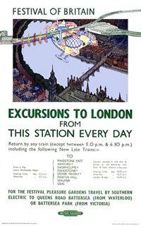 Festival of Britain - British Railways