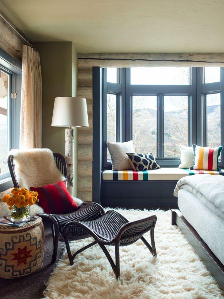 Фотограф Eric Piasecki: великолепные горные дома   Пуфик - блог о дизайне интерьера