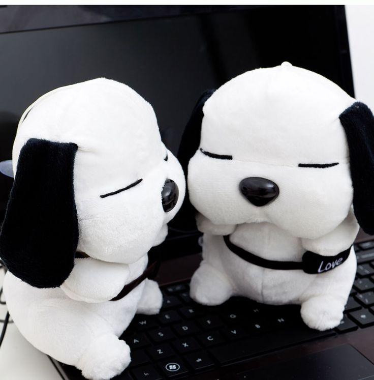 Haut parleur design doggy enceintes pc téléphone mp3