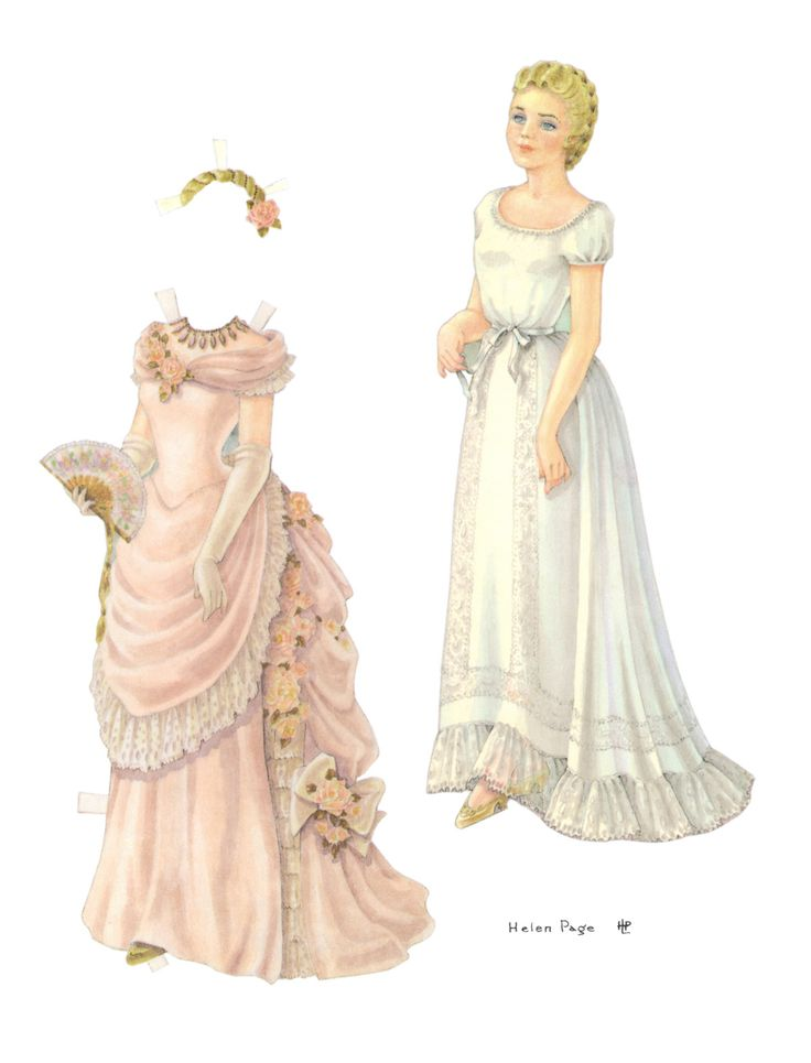 Victorian Paper Dolls | Leave a Reply Cancel reply
