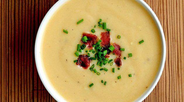 Сырный суп с пивом