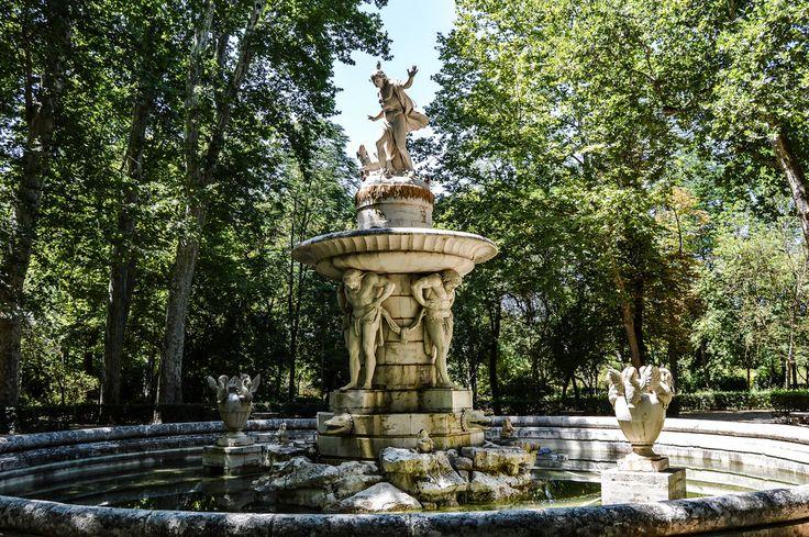 Jardines del Principe, Fuente de Narciso (Aranjuez - Spain)