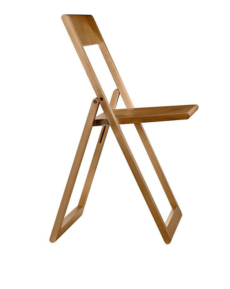 Silla plegable - AD España, © D.R.