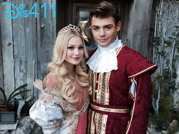 "Photo: Garrett Clayton Joining Olivia Holt In Pasadena Playhouse's ""Sleeping Beauty And Her Winter Knight"""