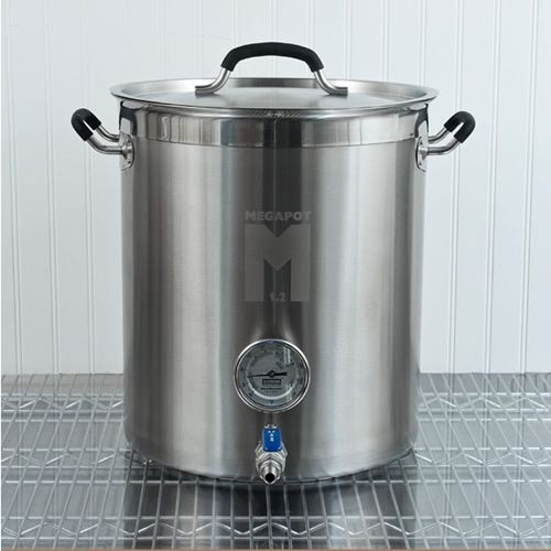 136 best homebrew images on pinterest home brewing for Craft kettle brewing equipment