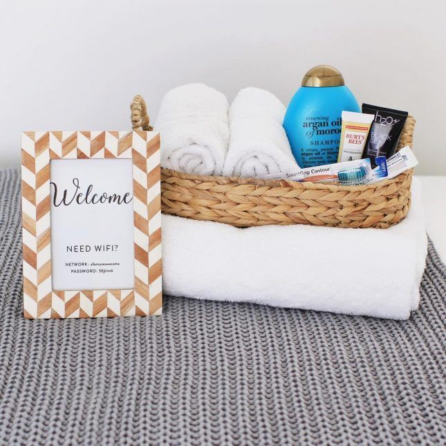 Things To Have In A Guest Room