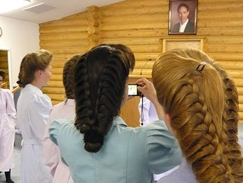 22 best images about FLDS on Pinterest | Peach dresses ...