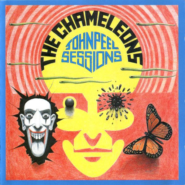 The Chameleons - John Peel Sessions (CD) at Discogs