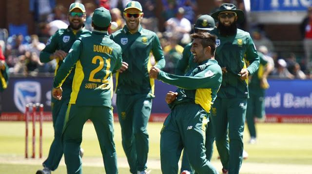 SOUTH AFRICA VS AUSTRALIA - 4TH ODI HIGHLIGHTS - 09-10-2016 CRICKET HIGHLIGHTS