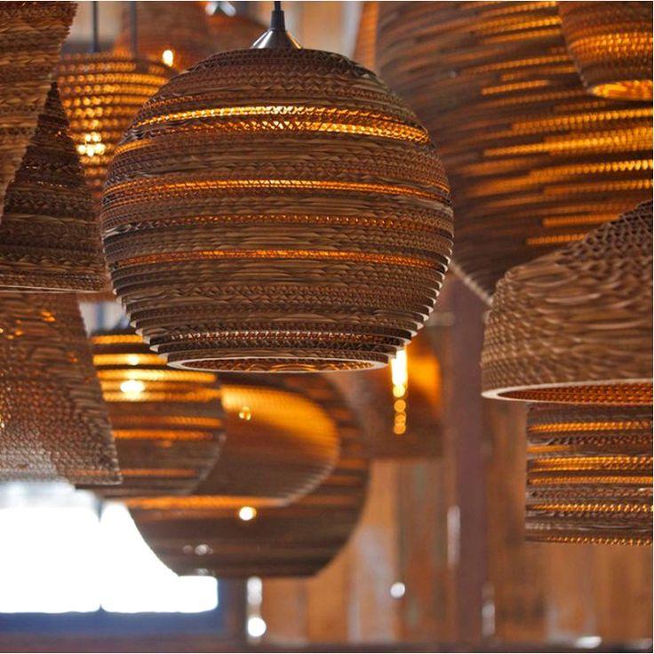 Nordic творческий Бумаги Сота Подвесной Светильник Бюстгальтер Кулон Легкие Бумажные Соты Подвесной светильник гостиная столовая спальня купить на AliExpress