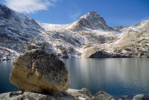 Hike Blue Lake Trail #travel #hike #CO