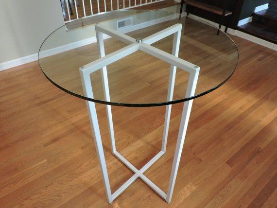 BurntRock Furniture Cos Tetrad Base Is Simple Elegance. Formed
