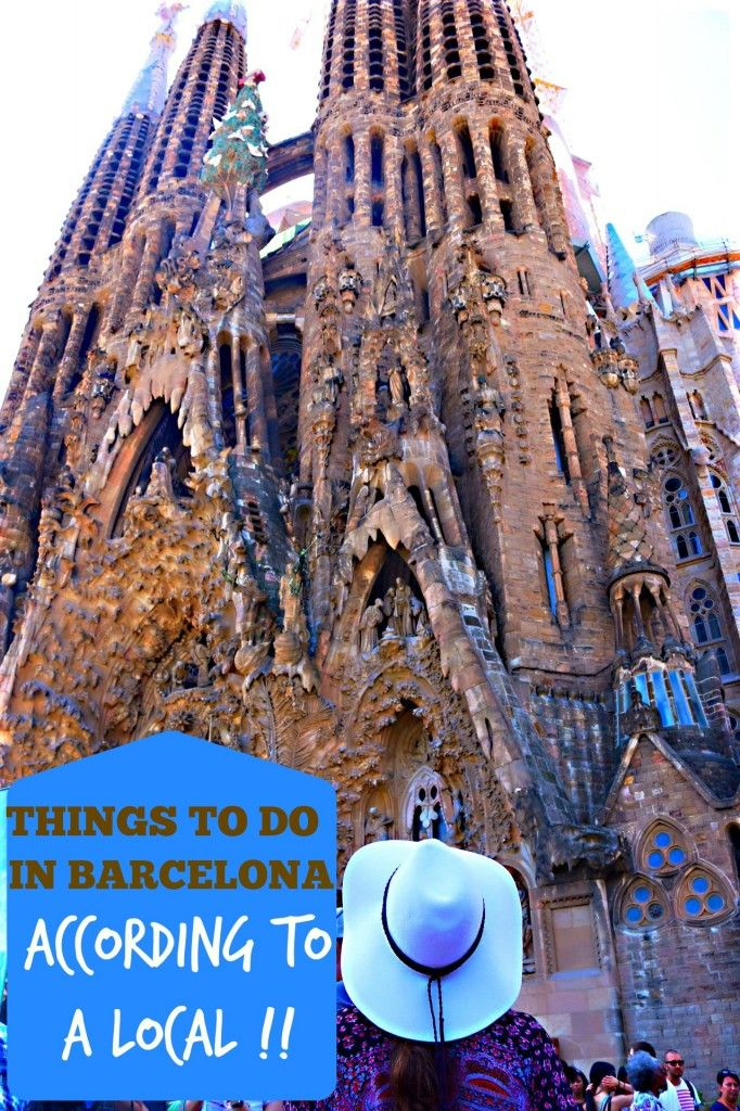 Top 5 Things To Do In Barcelona According To A Local @bcn_exp #Barcelona #Travel
