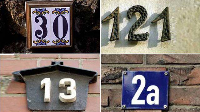 Entspricht die Hausnummer nicht den Vorschriften, droht ein Bußgeld. (Quelle: imago/Montage: zuhause.de)