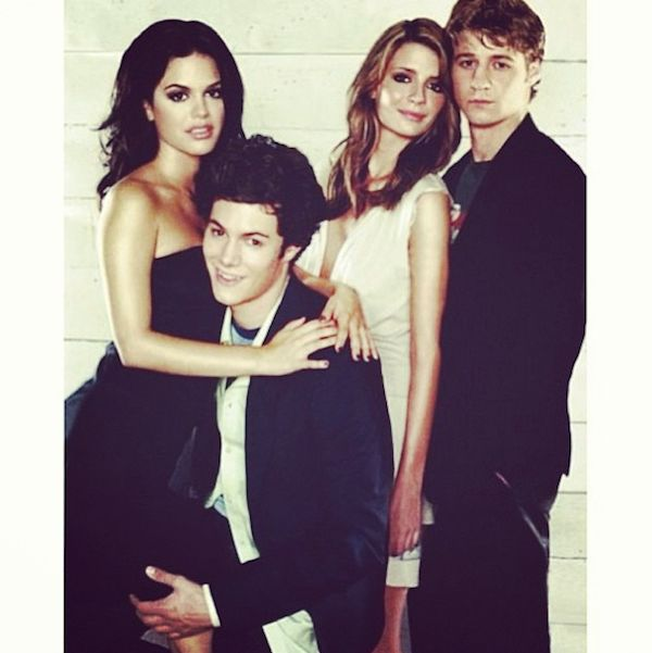 THE OC. I watched this from the very first episode