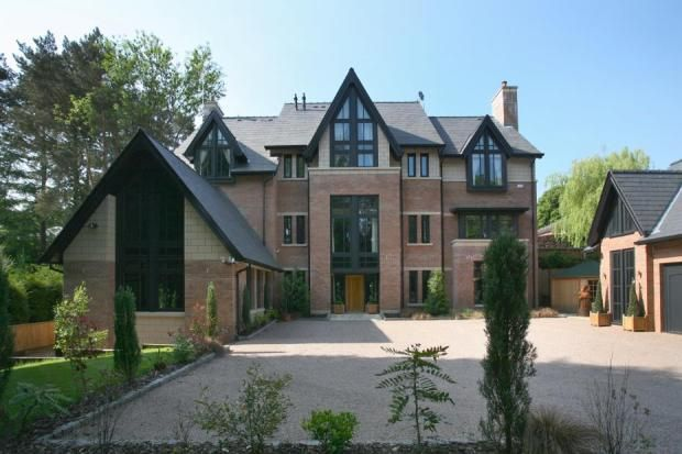 5 bedroom detached house for sale in Collar House Drive, Prestbury, Cheshire - Rightmove | Photos