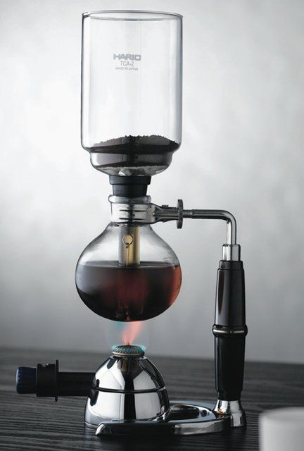 HARIO Syphon Vacuum Coffee Maker TCA-5 Love Coffee - Makes People Happy ;) #cool #tech #gadget                                                                                                                                                                                 More