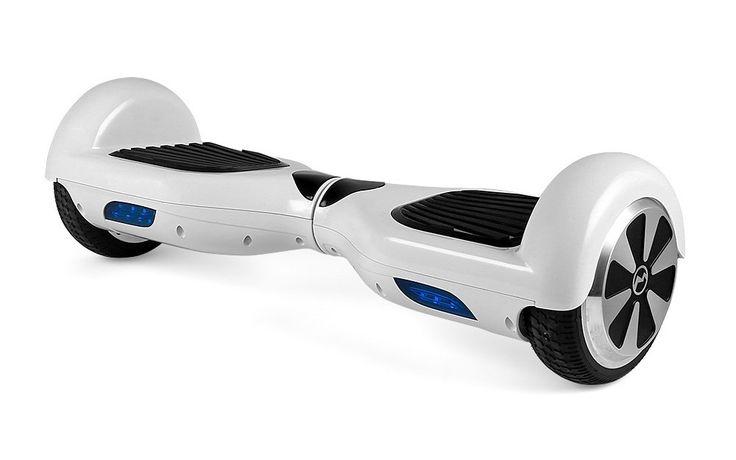 MonoRover R2, l'hybride entre segway et hoverboard qui fait fureur aux États-Unis - http://www.leshommesmodernes.com/monorover-r2/