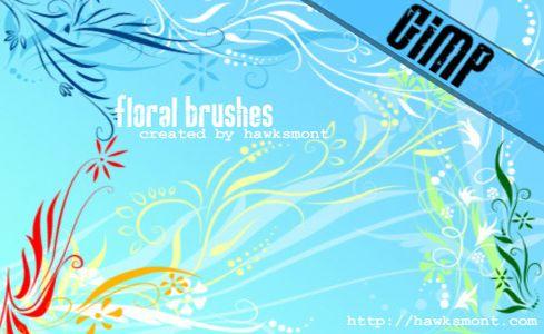 52 Free GIMP Brushes