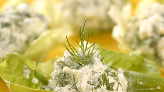 Творожно-овощная смесь Снежанка, пошаговый рецепт с фото